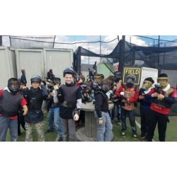All-Day Paintball Admission for Two, Four, Six, or Twelve from Paintball Tickets (Up to 87% Off)