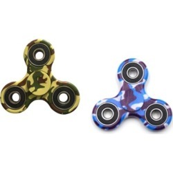 AM Fidget Spinner Toy Hand Spinner Camouflage, Stress Reducer