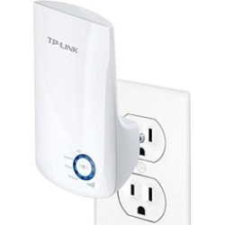 TP-Link N300 Wi-Fi Range Extender (TL-WA850RE) found on Bargain Bro India from groupon for $72.50