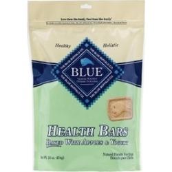 Blue Buffalo BB10561 Health Bars Baked With Apples & Yogurt Dog Treat 1.1 lbs.