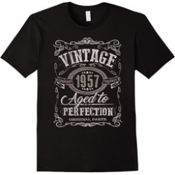 61st Birthday gift shirt Vintage dude 1957 61 year old shirt