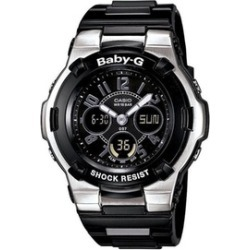 Casio Baby-G Ladies Watch BGA110-1B2C found on MODAPINS from groupon for USD $73.99