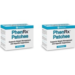PhenRx Diet and Weight Loss Patches (2-Pack)