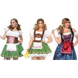 Leg Avenue Plus-Size Beerfest Costumes