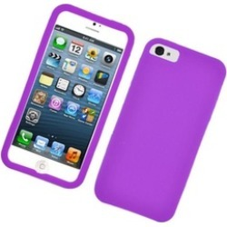 Insten Soft Rubber Coated Case For iPhone 5/5C/5S