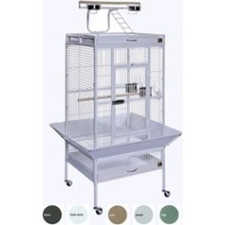 Prevue Pet Products 3152C 24 in. x 20 in. x 60 in. Wrought Iron Select Cage