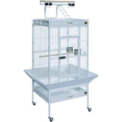 Prevue Pet Products 3154C 36 in. x 24 in. x 66 in. Wrought Iron Select Cage