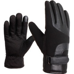 Gloves Men and Women Outdoor Gloves with Touch Screen Fingers