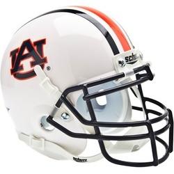NCAA- Schutts Sports Mini Helmet, Auburn University Tigers