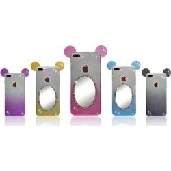 WalvoDesign Shiny Cases with Optional Mirror for iPhone 7/7 Plus
