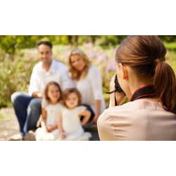 Family Photography from Kuhn's Photography (Up to 71% Off). Two Options Available