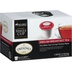 Twinings English Breakfast 12 Ct -Pack of 6