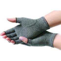 Compression Half Finger Gloves