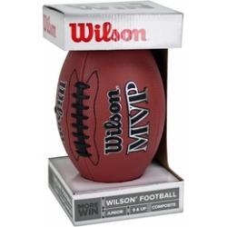 Wilson MVP Junior Size Leather Football