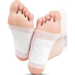Detox Foot Pads Patch Detoxify Toxins Fit Health Care With Adhesive 50Pcs