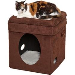 Curious Cat Cube, Cat House / Cat Condo
