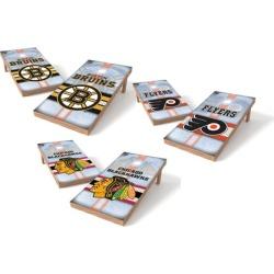 2'x4' NHL Cornhole Tailgate Toss