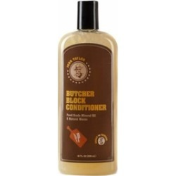 Butcher Block Conditioner Food Grade Mineral Oil and Natural Waxes