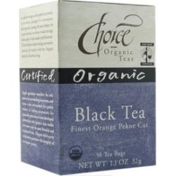 Choice Organic Teas 28140 Ft Black Organic Tea