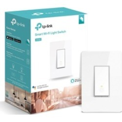 TP-Link Smart Wi-Fi Light Switch, No Hub Required, Single Pole found on Bargain Bro India from groupon for $89.99