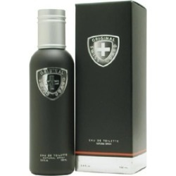 Original Swiss Guard by Swiss Guard for Men 3.4 oz EDT Spray