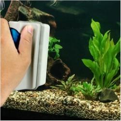 Petzilla Magnetic Algae Scraper Aquarium Fish Tank Cleaning Scrubber