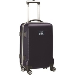 Mojo Licensing USOCL204-NAVY 21 in. Olympics Team USA Luggage Carry-On Hard Case