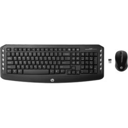 HP LV290AA Wireless Classic Desktop Keyboard and Mouse Kits