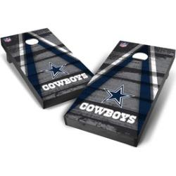 Wild Sports 2x4 Vintage Triangle NFL Onyx Cornhole Tailgate Toss