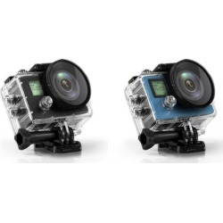 SereneLife 4K Action Camera with WiFi Remote