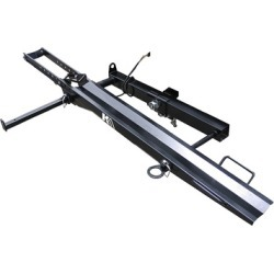 DK2 TMC201 Hitch Mounted Motorcycle Carrier
