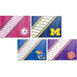 Duckhouse NCAA Tempered Glass Cutting Boards