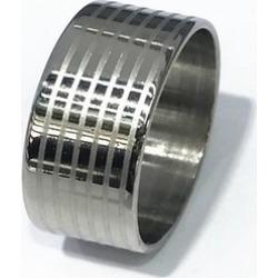 Steel Tire Band Rings For Men