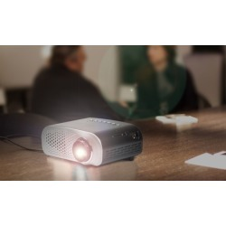 Aduro VP16 Portable Multimedia Projector for Screens up to 80