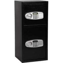 Easy To Operate Double Door Cash Office Security Lock Digital Safe found on Bargain Bro India from groupon for $502.36