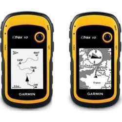 "Garmin eTrex 10 Worldwide Handheld 2.2"" GPS Navigator"