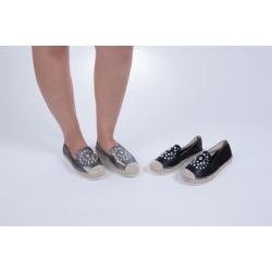 """N Demand Shoes """"Karen"""" Fashion Espadrille flats LA222-2"""