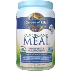 Garden of Life Meal Replacement - Organic Raw Plant Based Protein