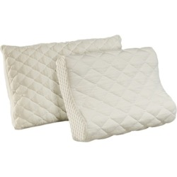 ComforPedic Loft from Beautyrest Memory Foam Pillow with Double-Knit Cover