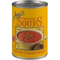 Organic Chunky Tomato Bisque Soup ( 12 - 14.5 oz cans )