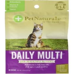 Daily Multi for Cats, Multivitamin Chew