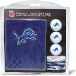 Team Golf 30920 Detroit Lions Embroidered Towel Gift Set