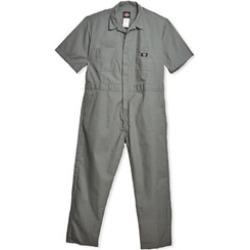 Dickies 33999GY 3X RG Mens Short Sleeve Gray Poplin Cover all