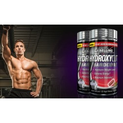 Buy 1 Get 1 Free: Hydroxycut Hardcore Weight-Loss Supplements