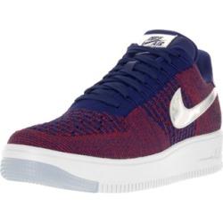 Nike Men's AF1 Ultra Flyknit Low Prm Basketball Shoe