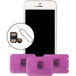 12 RSIM Nano Unlock Card fits