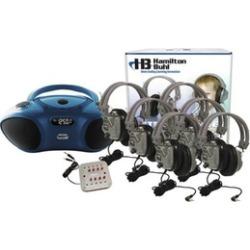 Hamilton Electronics WNC/HB100BT/6SV Basic Bluetooth CD & FM List