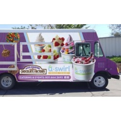 $416 for $500 Value for a 2-Hour U-Swirl & Rocky Mountain Chocolate Factory Food Truck Event