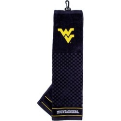 Team Golf 25610 West Virginia Mountaineers Embroidered Towel