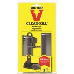 Woodstream M162S Clean Kill Mouse Trap